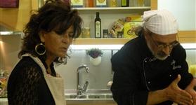 Granoro na cozinha: Andy Luotto e as donas de casa