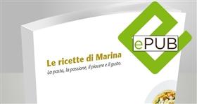As Receitas de Marina: Epub