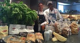 Nevada con gli Chef Stellati Antonella Ricci e Vinod Sookar